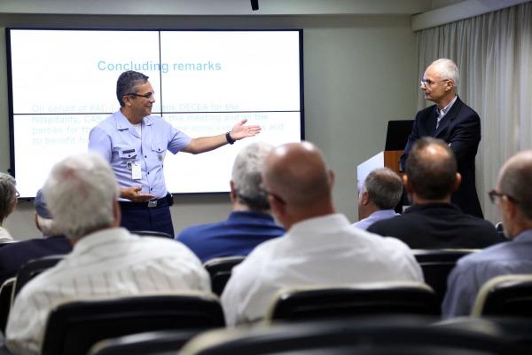 DECEA debate compartilhamento do espaço aéreo com entidades de aerodesporto