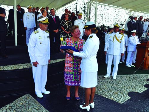 CGCFN celebra os 209 anos do Corpo de Fuzileiros Navais