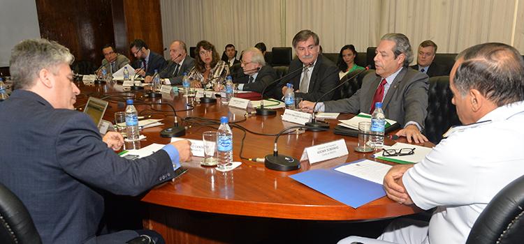 Defesa e Relações Exteriores realizam o 2º Seminário de Coordenação sobre Cenários Comparados