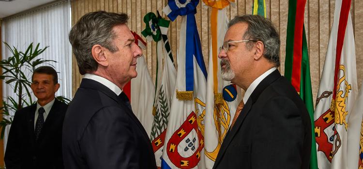 MD estreita parceria com a Comissão de Relações Exteriores do Senado