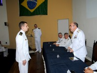 1º colocado no curso recebe premiação