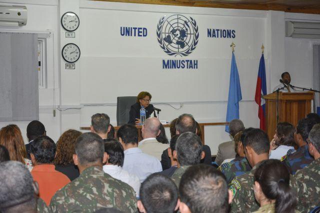 ONU se pronuncia sobre o término da Missão no Haiti