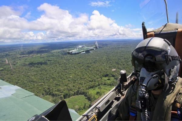 Operação Ostium combate voos irregulares ligados ao narcotráfico