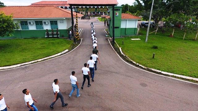 Comando Militar da Amazônia: acompanhe as solenidades de incorporação pelo Brasil