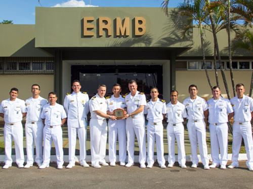 Estação Rádio da Marinha em Brasília conquista prêmio