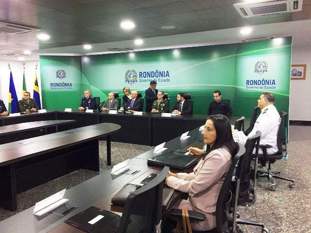 Assinatura de Acordo de Cooperação dá a largada para o Projeto Rondon