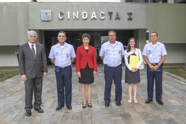Secretária-geral da ICAO destaca navegação aérea brasileira