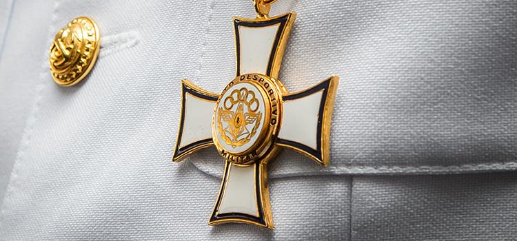 Militares das três Forças receberam a condecoração