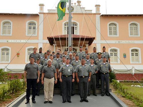 Reunião funcional de Capitanias dos Portos é realizada em Manaus (AM)