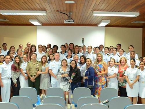 Com9ºDN e VCB Manaus (AM) comemoram o Dia Internacional da Mulher