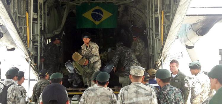 Brasil amplia ajuda humanitária à população do Peru