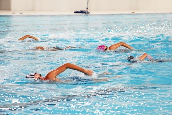 Piscina construída para Rio 2016 será usada por escola de natação