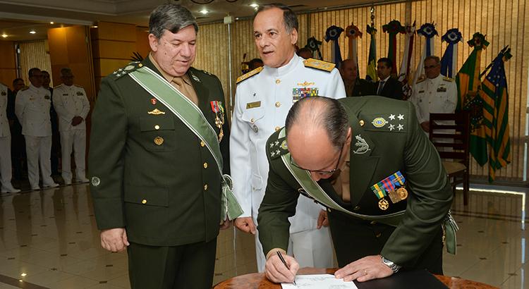 Operações Conjuntas do Ministério da Defesa tem novo chefe