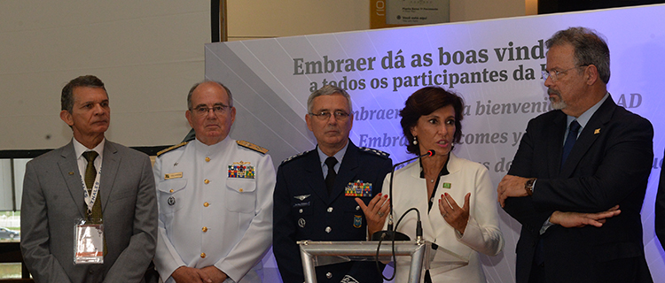 LAAD 2017: BNDES garantirá linha de crédito internacional para produtos de defesa