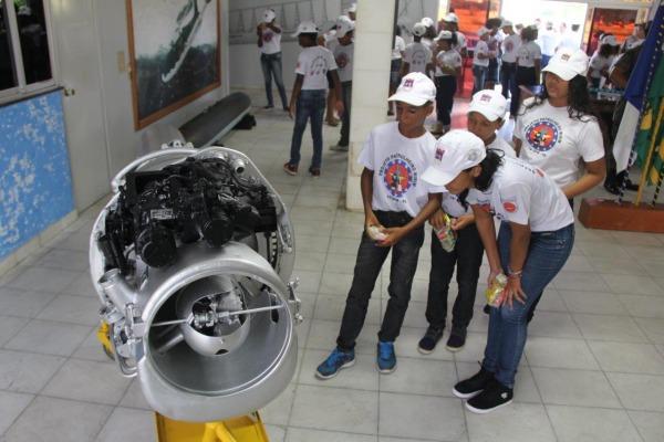 Museu da FAB no Nordeste divulga cultura Aeronáutica