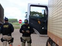 Agências federais e estaduais participam da Operação Rastilho