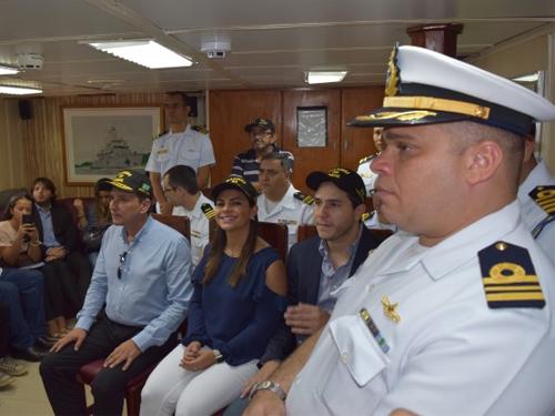 Parlamentares de Porto Velho visitam NAsH Carlos Chagas