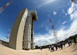 Quatro países manifestaram interesse em parceria com o Brasil no CLA do Maranhão