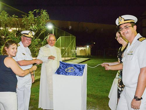Arcebispo Militar do Brasil preside lançamento de capela, no AM