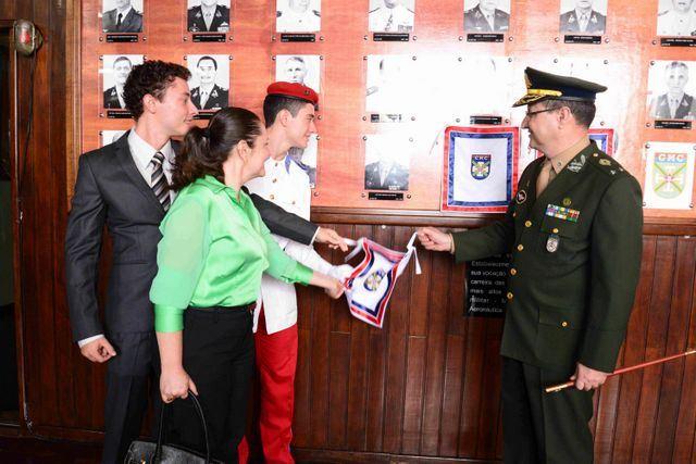 Colégio Militar de Curitiba comemora os seus 58 anos