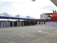 Cerimônia alusiva ao aniversário do Corpo de Engenheiros da Marinha