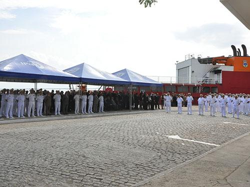 Corpo de Engenheiros da Marinha comemora 127° aniversário