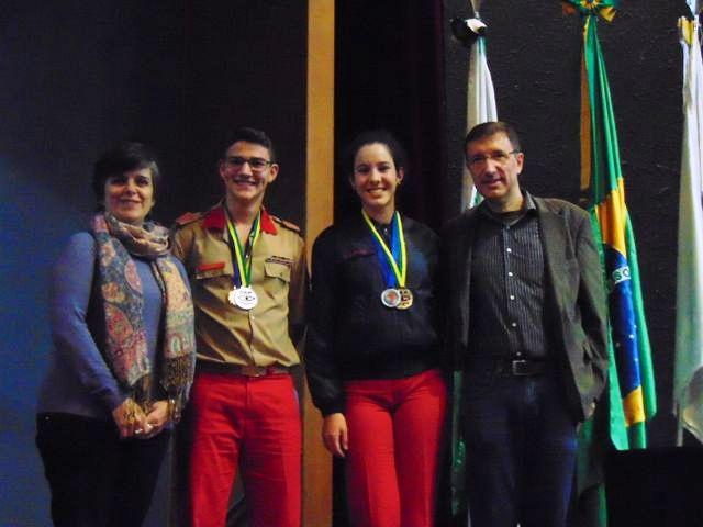 Colégio Militar de Curitiba destaca-se na Olimpíada Brasileira de Física