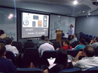 Apresentação de equipamento na CPCE