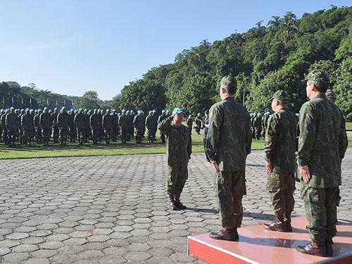 Cerimônia de ativação