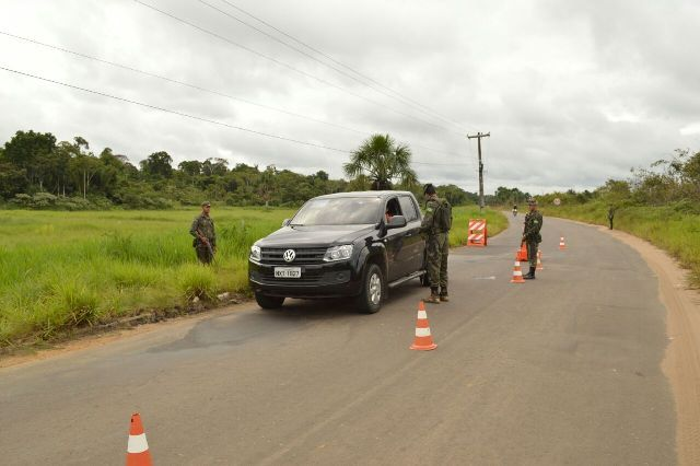 Operação Ágata intensifica ações no Alto Juruá