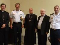 Bispo Auxiliar de Vitória, Comandante da EAMES, Arcebispo Militar do Brasil, Arcebispo de Vitória e Capelão da EAMES