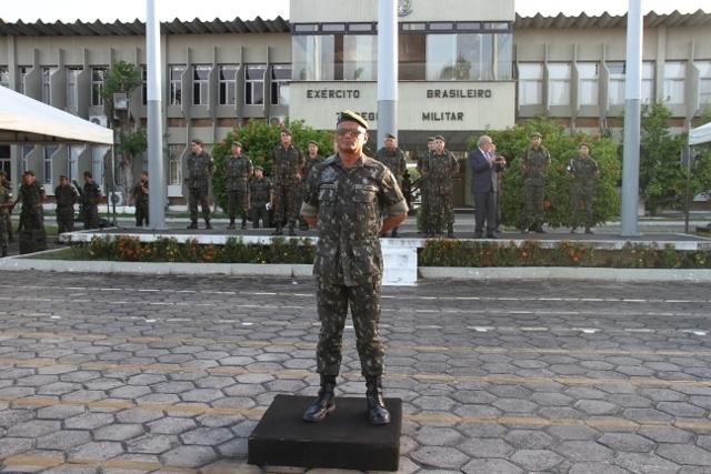 Capitão Bandeira despede-se do serviço ativo
