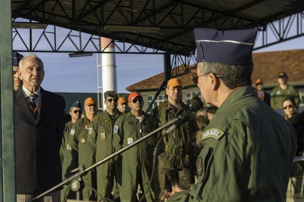 Dia da Aviação de Busca e Salvamento é celebrado na Ala 5