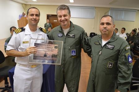 Capitania dos Portos do Rio Grande do Norte ministra curso especial para a Força Aérea Brasileira