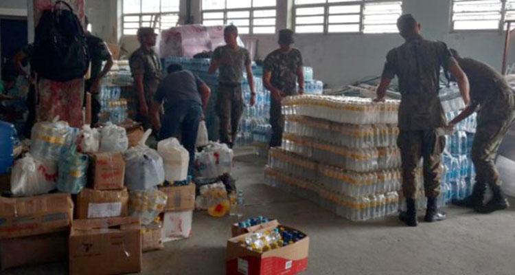 A FAB firmou parceria com a ONG Novo Jeito para levar donativos aos municípios em Pernambuco