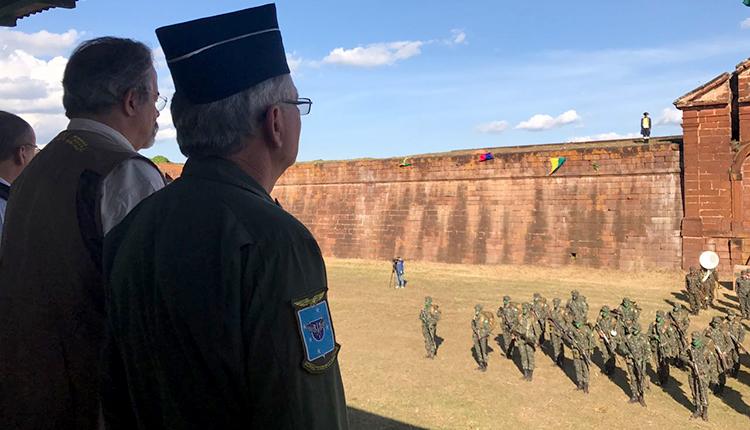 BRASIL E BOLIVIA