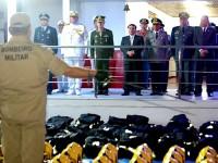 Cerimônia em celebração aos 141 anos do CBMAM