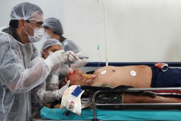 Hospital de Aeronáutica de Belém promove curso para Médicos de Dia