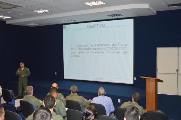 FAB discute aspectos relacionados ao desenvolvimento dos futuros pilotos