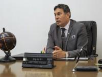 Brigadeiro Tirre Freire em entrevista sobre perspectivas do mestrado