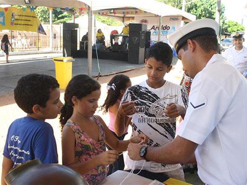 Marinha do Brasil participa do Projeto Câmara Cidadã em Natal (RN)