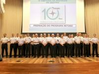 Comando em Chefe da Esquadra em premiação