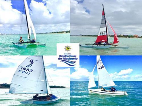 CPPB promove regata alusiva aos 152 anos da Batalha Naval do Riachuelo