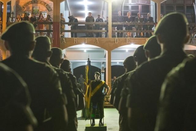 De Sul a Norte do País: Caxias é reverenciado na Selva, pela passagem do Dia do Soldado no Maranhão