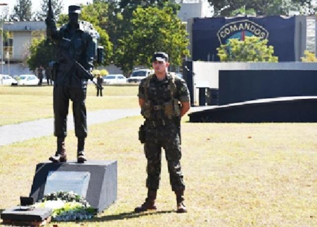 60 anos das operações especiais do Exército Brasileiro
