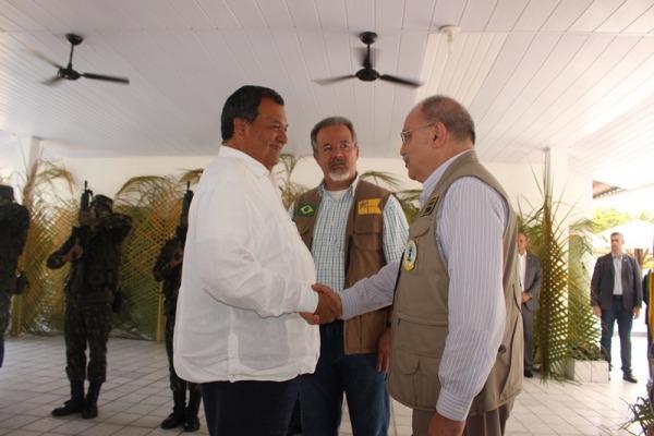 Força Aérea Brasileira participa de reunião binacional com o Peru