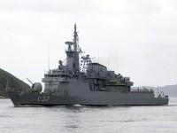 """Corveta """"Julio de Noronha"""" suspende após o término do período de manutenção e modernização"""