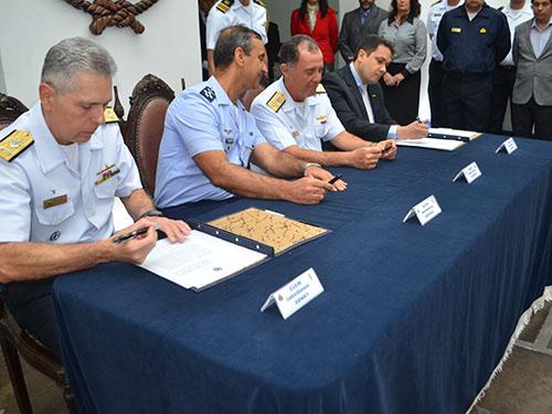 CIAW e ITA assinam Acordo de Cooperação Acadêmica e Técnica