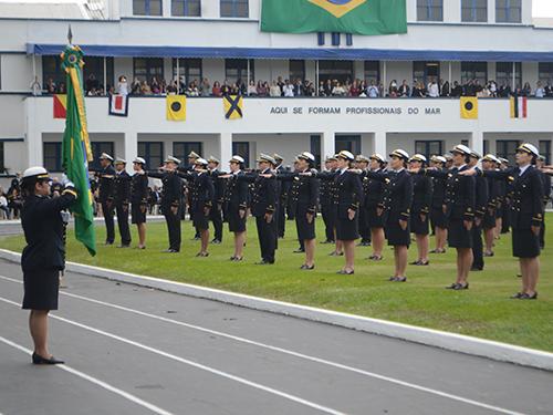CIAW forma 275 novos Oficiais do Serviço Militar Voluntário