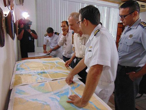 Capitania dos Portos do Amapá sedia reunião preparatória para o Círio de Nazaré 2017